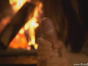 Beautiful Fellatio Video From India