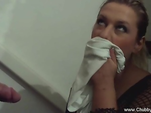 Wipe The Cum Off Her Face