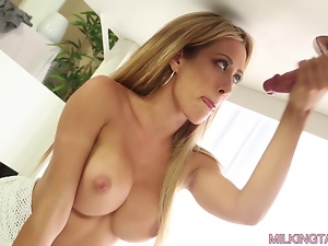 Cock Milking Therapy by Capri Cavanni