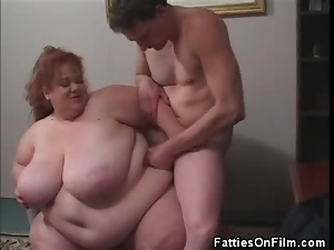 Any Position Is Good For This BBW Babe