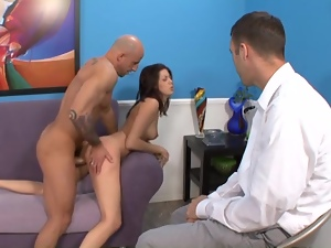 Dude watches his wife getting laid