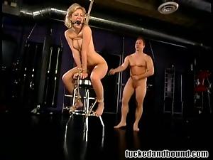 Kimberly Kane bondage fucking