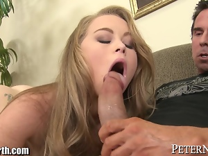PeterNorth Tiny Teen Suck and Fuck