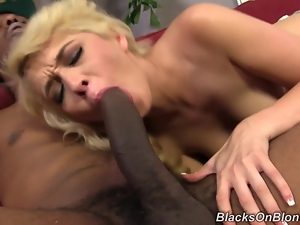 Tiffany Fox is picked up and pounded