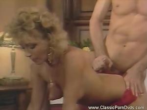 Hairy Seventies Pornstars on Display
