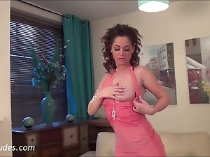 Crystall Anne in Erotic Frills