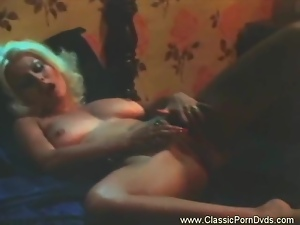 Classic Porn Called Blonde Fire