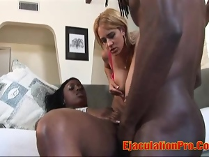 Big Tits Babe Screwed In The Ass By A Huge Cock Guy