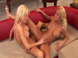 Huge tits lesbians danielle and clara