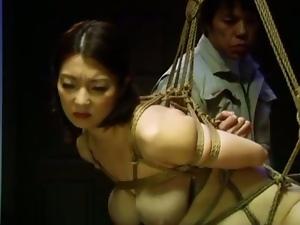 Busty mio takahashi bondage