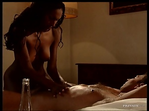 Erotic and Sensual Interracial Action with an Exotic Ebony Babe