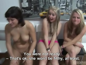 CZECH PARTIES - TEENS