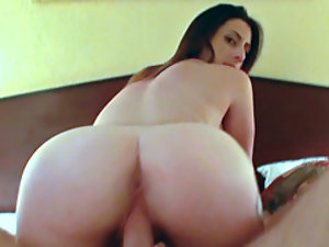 Big ass is best for reverse cowgirl