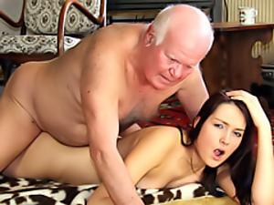 Old man sex