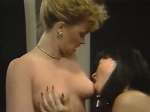 jane bond meets octopussy. lesbians