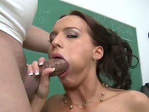 Swallow This blowjob