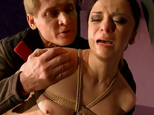 TORTURE IN THE DUNGEON. Part 3