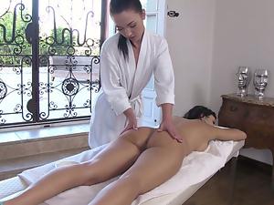 A Deep End Massage