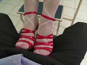 Heels For The Healer