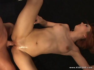 Sexy babe Cytherea gets her pussy filled with hard cock