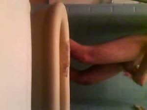 Brazilian boy in the shower  mg