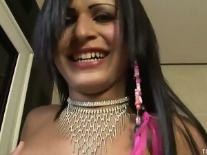 Very Cute Shemale Babe