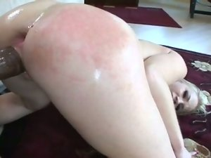 Creamed whore Aaliyah Jolie likes the awesome shot she gets after a horny fuck