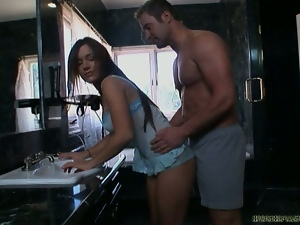 Wife Jaclyn Case loves a good morning pounded!