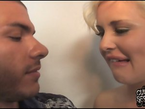 Blonde Andi Anderson getting rammed hard