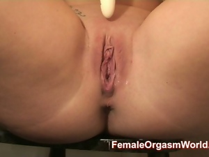 Female Orgasms Up Close
