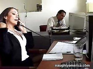 Blowjob Dispensing Slutty Office Secretaries