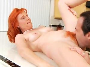 Redhead Hardcore Sex