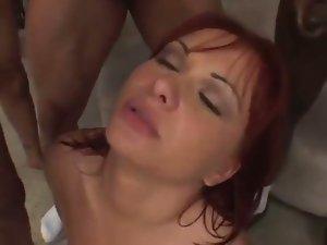 Redhead Cum Hungry Slut