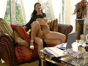 Wifey works at home