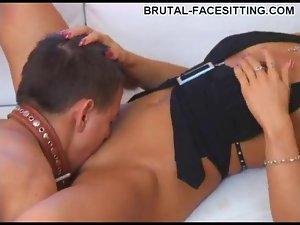 Lesbian Seduction and slave