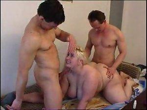 BBW Group Sex Fun