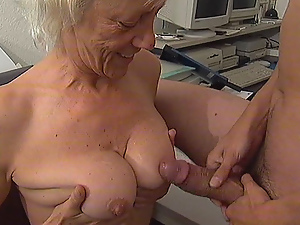 Old but horny mom