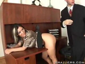 Bosses Banging Secretaries in Skirts Hardcore