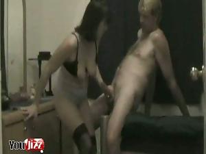 Classic Bedroom Hardcore Fun with Mature Couple
