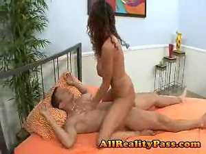 Naughty wife jack hammered