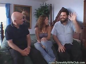Swingers Love To Screw Strangers
