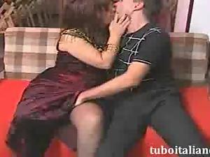 Natasha Kiss inculata Italian Anal
