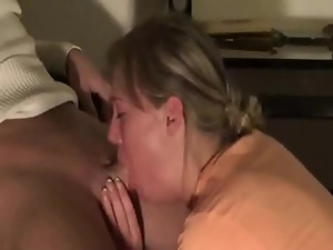 Hot Blone Deep Throats And Facial