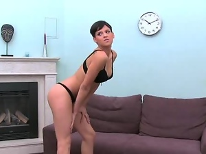 Fashion chick fucks in the casting for a great role