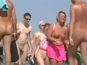 Nude beach is for those people, who don't get sexcited from a single sight