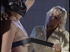 Some fetish games and then the sensual sex