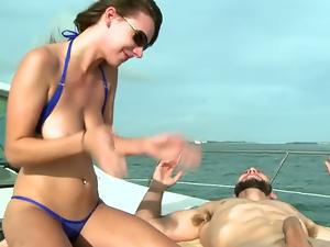 Seduction in the sun. Part 2