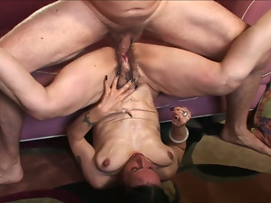 Hairy Pussy 142. Part 2