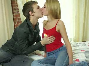 Sweet love and tender sex with Klara 2