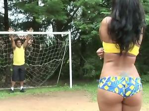 Lustful striker